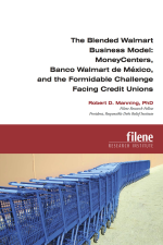 The Blended Walmart Business Model