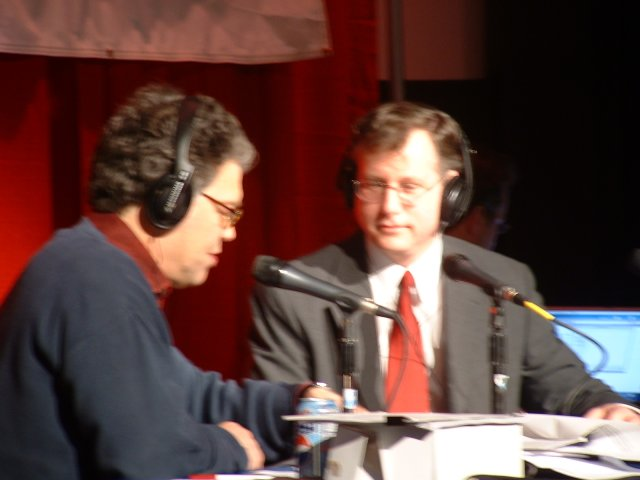 Dr. Manning and Al Franken